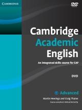 Cambridge Academic English C1 DVD