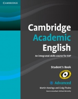 Cambridge Academic English C1 Student´s Book