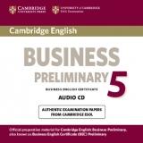 Cambridge BEC 5 Preliminary Audio CD