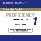 Cambridge CPE for updated exam 1 Audio CDs (2)