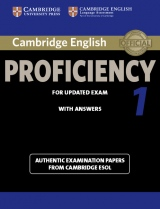 Cambridge CPE for updated exam 1 Student´s Book with answers