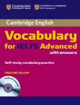 Cambridge Vocabulary for IELTS Advanced Edition with answers and Audio-CD