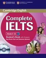Complete IELTS B2 Student´s Book with Answers & CD-ROM