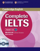 Complete IELTS B2 Workbook without Answers with Audio CD