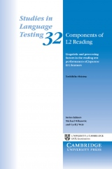 Components of L2 Reading