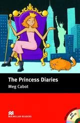 Macmillan Readers Elementary Princess Diaries: Book 1 + CD