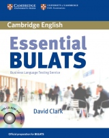 Essential BULATS Student´s Book with Audio CD and CD-ROM