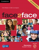 face2face 2nd edition Elementary Student´s Book with DVD-ROM