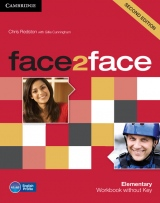 face2face 2nd edition Elementary Workbook without Key