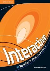 Interactive 3 Teacher´s Resource Pack