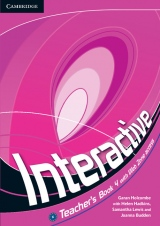 Interactive 4 Teacher´s Book
