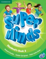 Super Minds 2 Student´s Book with DVD-ROM