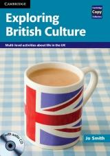 Exploring British Culture Book with Audio CD