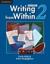 Writing from Within Level 2 Student´s Book