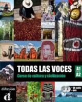Todas las voces A1 + A2 Libro del alumno