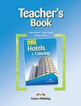 Career Paths Hotels & Catering Teacher´s Book