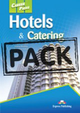 Career Paths Hotels & Catering Student´s Book + Audio CD