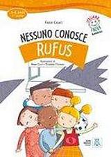 ITALIANO FACILE PER BAMBINI NESSUNO CONOSCE RUFUS + CD