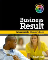 Business Result Intermediate Student´s Book with DVD-ROM