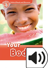 Oxford Read And Discover 2 Your Body with Audio Mp3 Pack