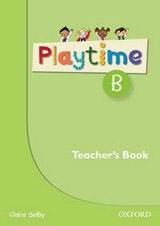 Playtime B Czech Teacher´s Book