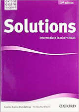 Maturita Solutions (2nd Edition) Intermediate Teacher´s Book