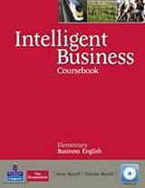 Intelligent Business Elementary Coursebook with Audio CDs