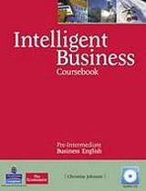 Intelligent Business Pre-Intermediate Coursebook with Audio CDs
