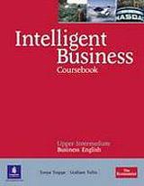 Intelligent Business Upper Intermediate Coursebook with Audio CD