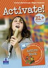 Activate! B1+ Student´s Book with ActiveBook CD-ROM
