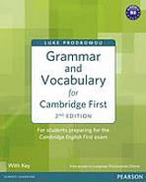 Grammar and Vocabulary for Cambridge First (2nd Edition) without Answer Key with Longman Dictionaries Online Access