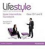 Lifestyle Upper Intermediate Class Audio CDs