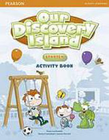 Our Discovery Island Starter Student´s Book with Online Access