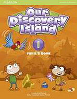 Our Discovery Island 1 Student´s Book with Online Access