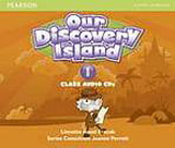 Our Discovery Island 1 Audio CD