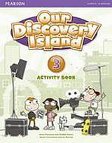 Our Discovery Island 3 Activity Book with CD-ROM