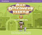 Our Discovery Island 3 Audio CD