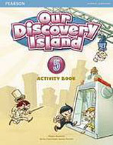 Our Discovery Island 5 Activity Book with CD-ROM