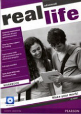 Real Life Advanced Workbook with Audio CD / CD-ROM