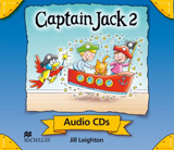 Captain Jack 2 Class Audio CD