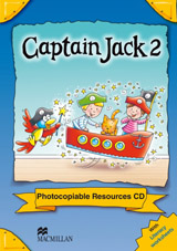 Captain Jack 2 Photocopiable CD-ROM
