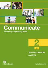 Communicate Listening & Speaking Skills Teacher´s CD-ROM and DVD Pack 2