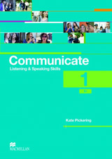 Communicate Listening & Speaking Skills Student´s Book 1