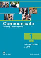 Communicate Listening & Speaking Skills Teacher´s CD-ROM and DVD Pack 1