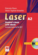Laser A2 (3rd Edition) Student´s Book + eBook