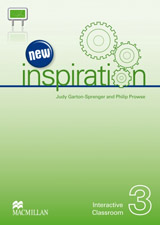 New Inspiration 3 Interactive Whiteboard Material
