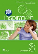 New Inspiration 3 Workbook