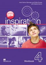 New Inspiration 4 Workbook