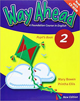 Way Ahead (new ed.) 2 Pupil´s Book with Grammar Games CD-ROM