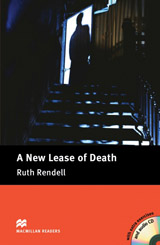 Macmillan Readers Intermediate A New Lease of Death with Audio CD